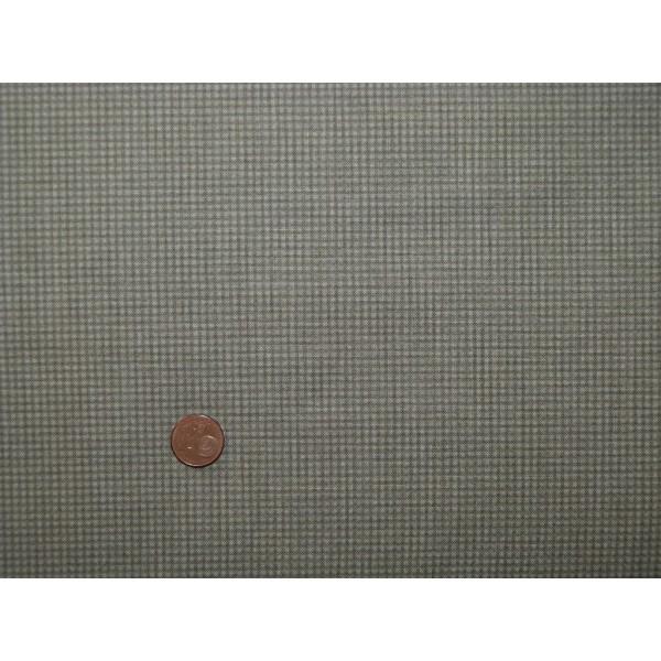 tissu patchwork gris carreaux. Black Bedroom Furniture Sets. Home Design Ideas