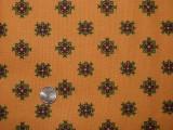 Tissu patchwork écru et beige