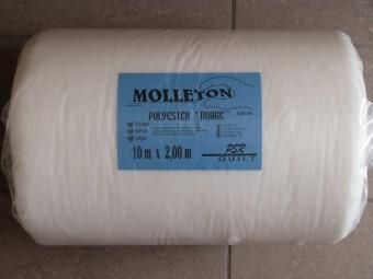 Molleton Polyester Nuage Largeur 2m PSR 61.200.1000  - vendu au mètre