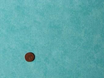 Tissu patchwork cyan