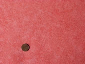 Tissu patchwork rouge Corail
