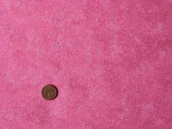 Tissu patchwork rose Framboise