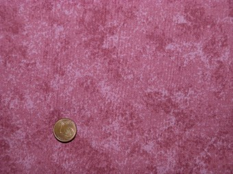 Tissu patchwork vieux rose