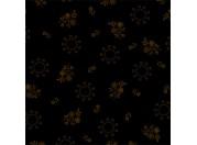 Tissu patchwork noir