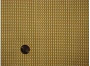 Tissu patchwork jaune