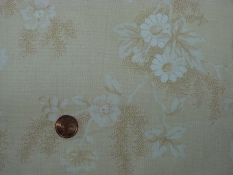 Tissu patchwork Reproduction ancien par Di Ford