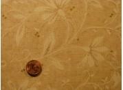 Tissu patchwork Japonais beige et blanc