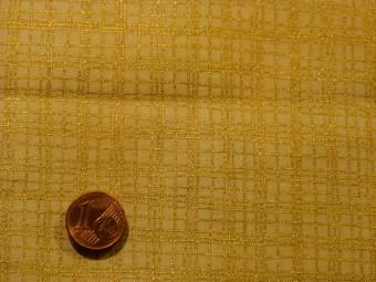 Tissu patchwork Noel beige