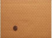Tissu patchwork ocre et beige